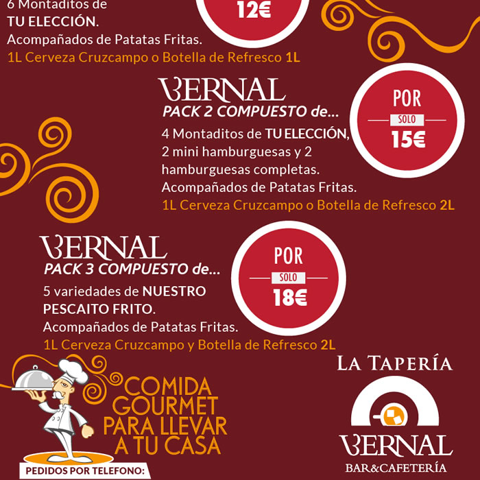 Diseno Coporativo Web Para Restaurantes Sevilla