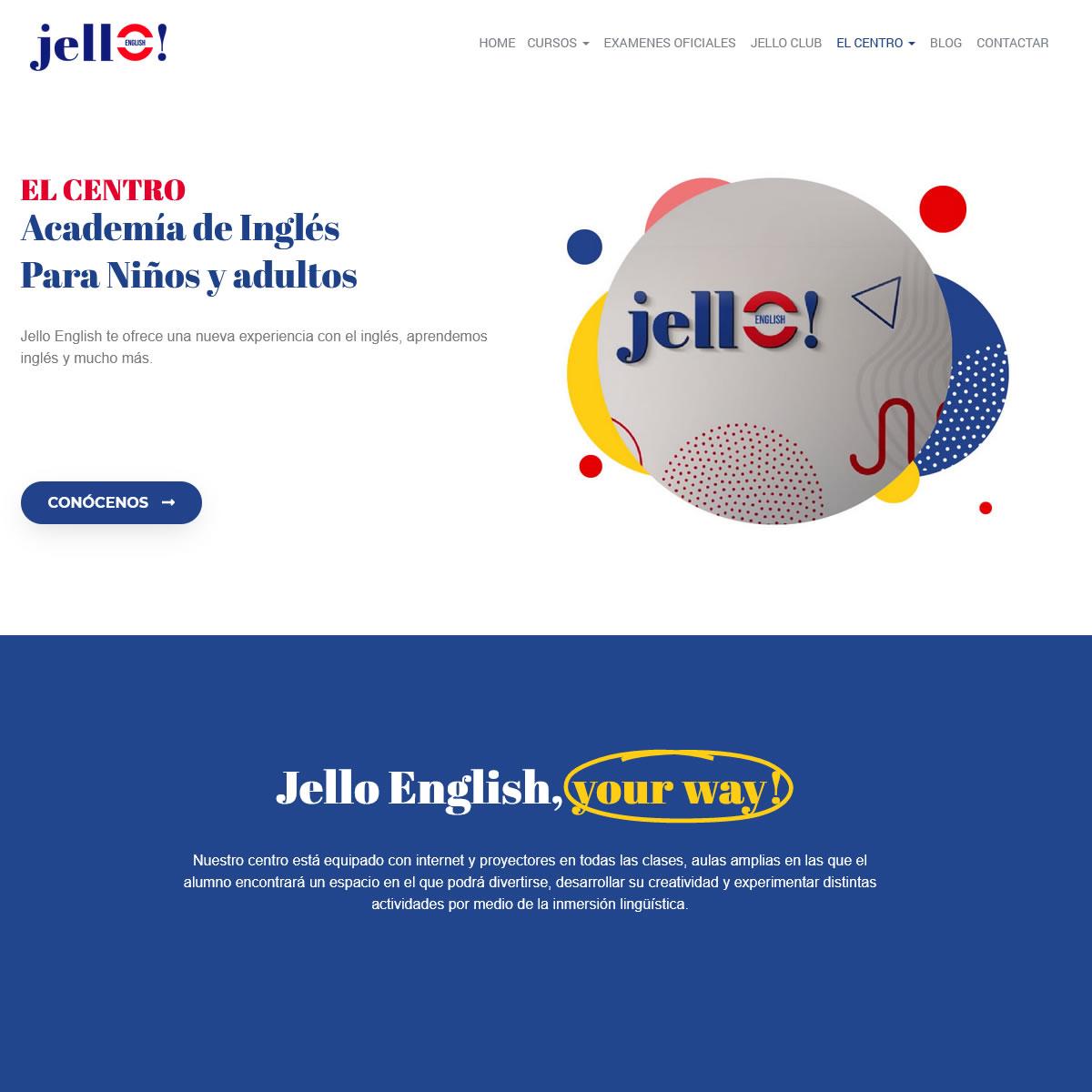 JELLO ENGLISH 5