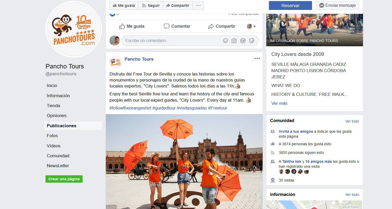 Redes Sociales De Turismo