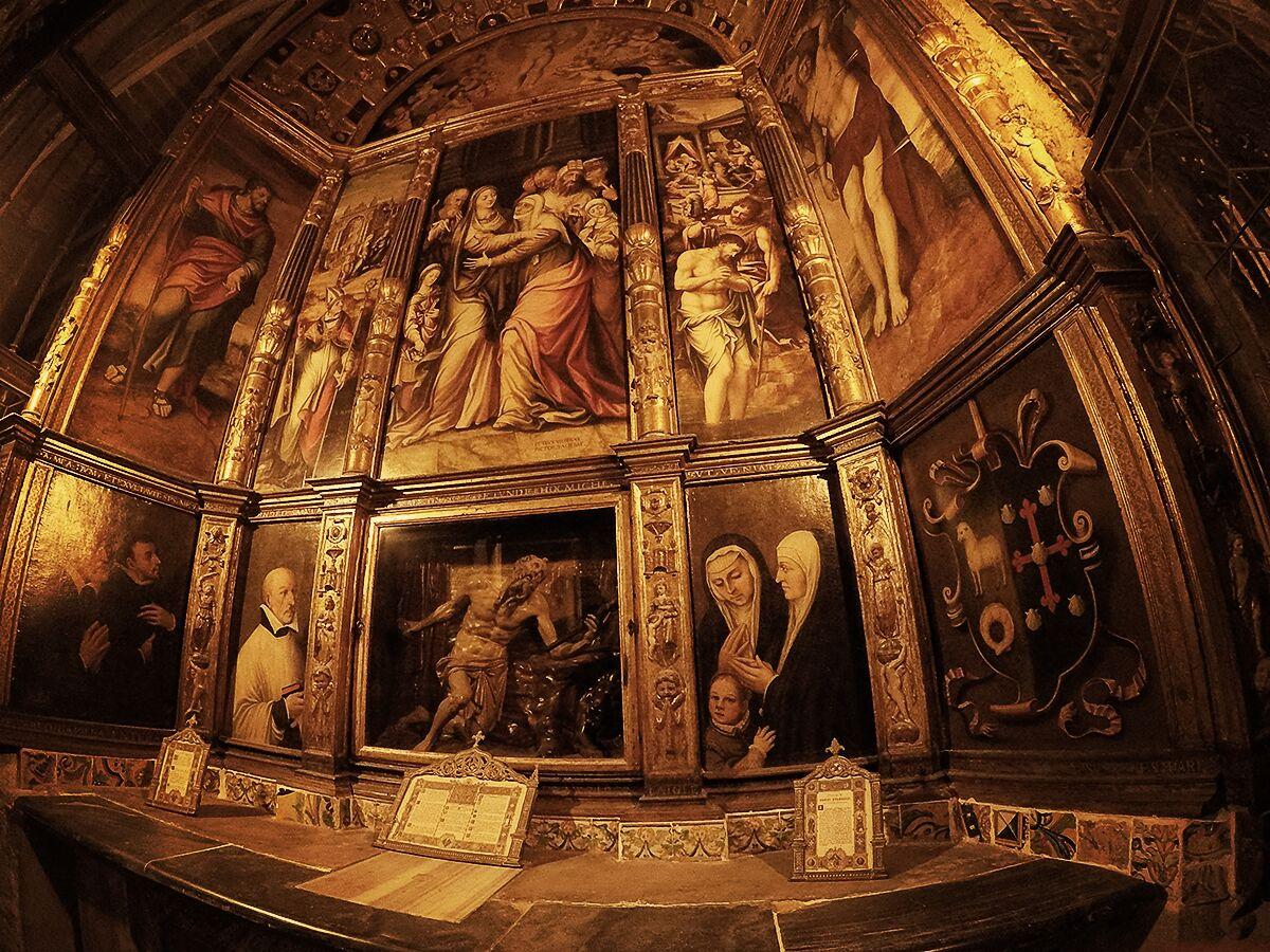Sevilla Turismo Iglesia